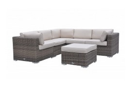 Outdoor Rattan Corner Sofa