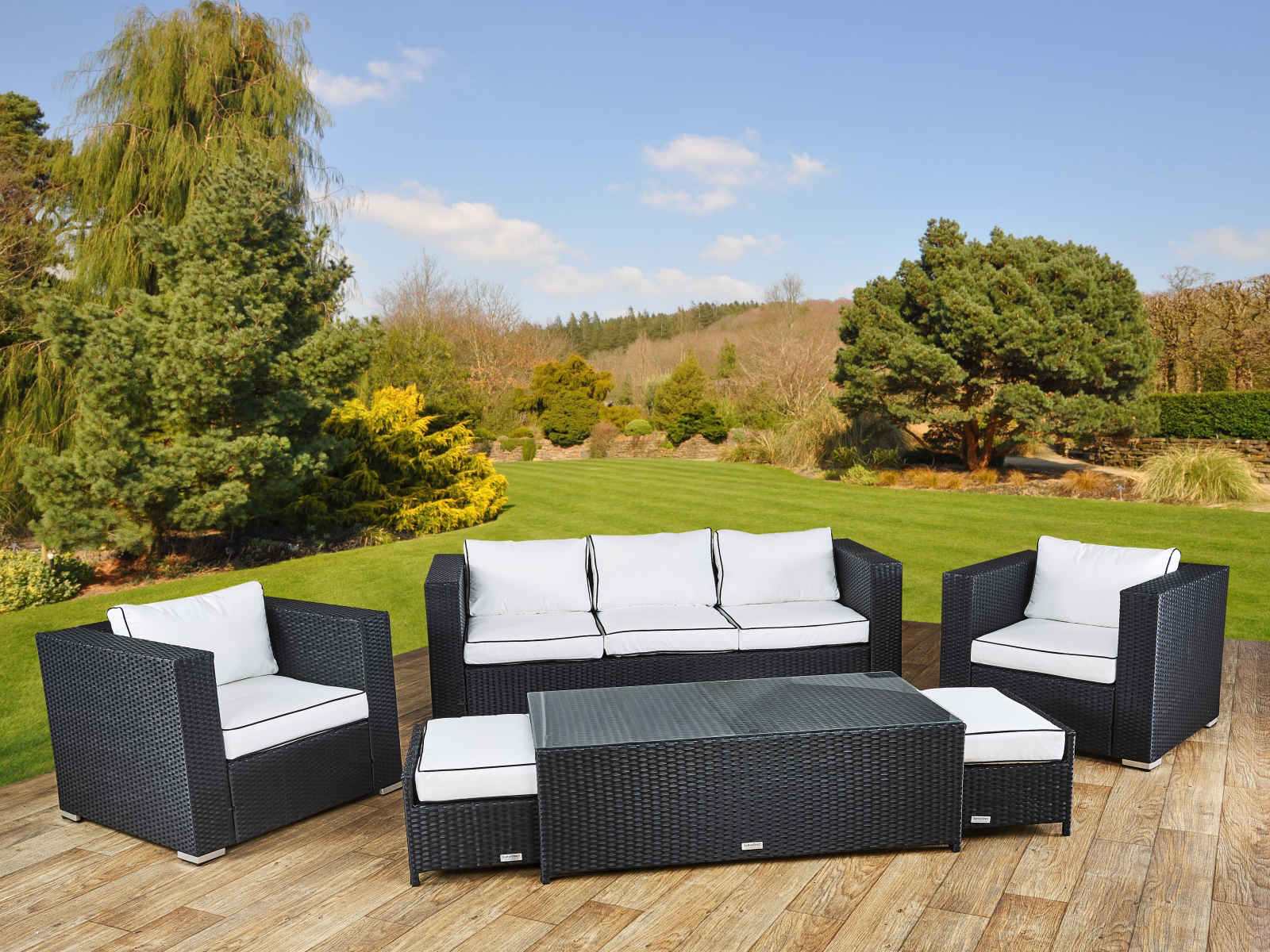 Rattan Garden Sofa Sets and Garden Seating | Rattan Furniture ...