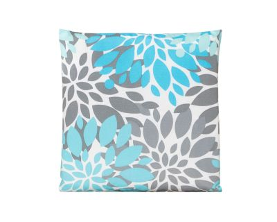 Premium Scatter Cushion in Marine Leaf