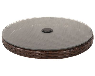 Lazy Susan in Chocolate