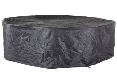 ShieldCover for Large Round Dining Table