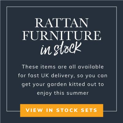 Shop Garden Furniture IN STOCK
