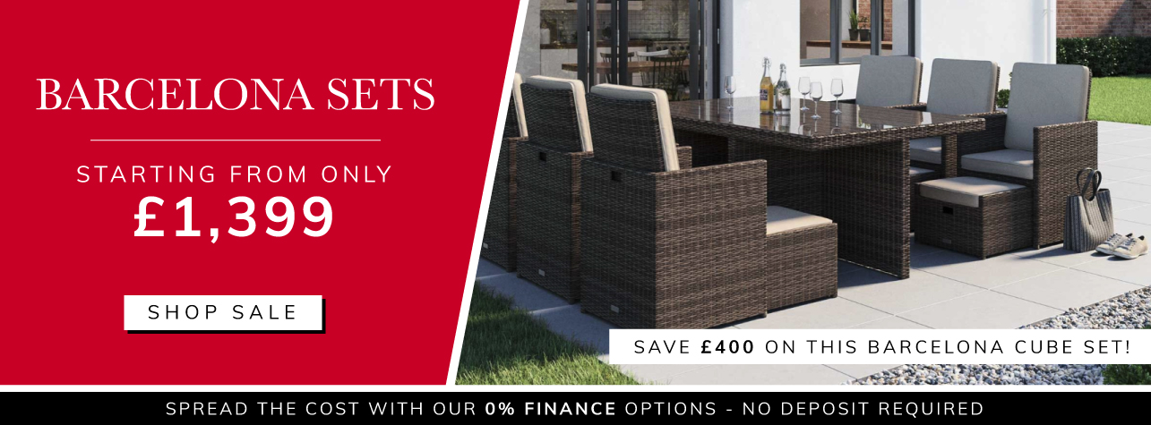 Barcelona Sets starting from only £1399