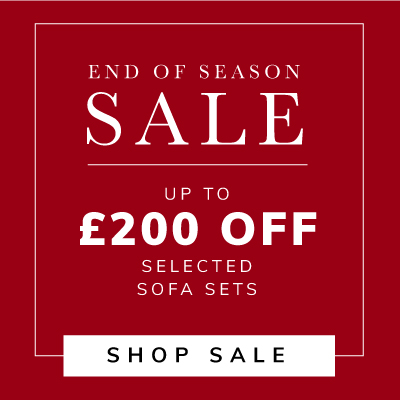 up to £200 OFF selected sofa sets