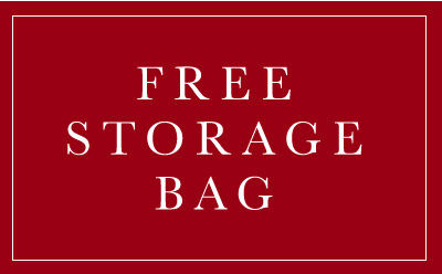 FREE storage bag with selected sets