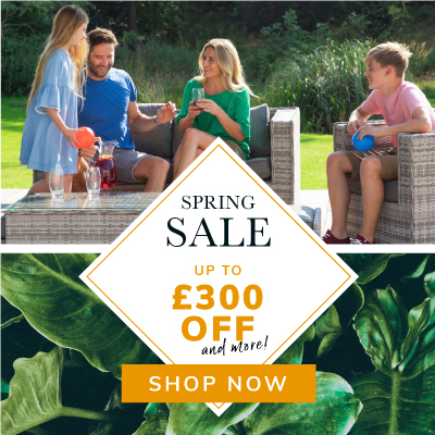 Spring Sale now on up to £300 off