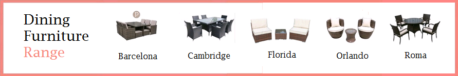 dining furniture range