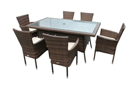 Buy Rattan Dining Furniture
