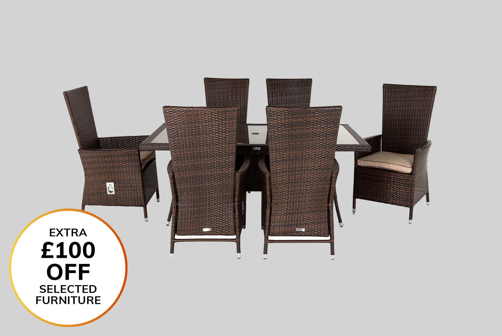 Rattan Garden Furniture Sets Outdoor Patio Furniture