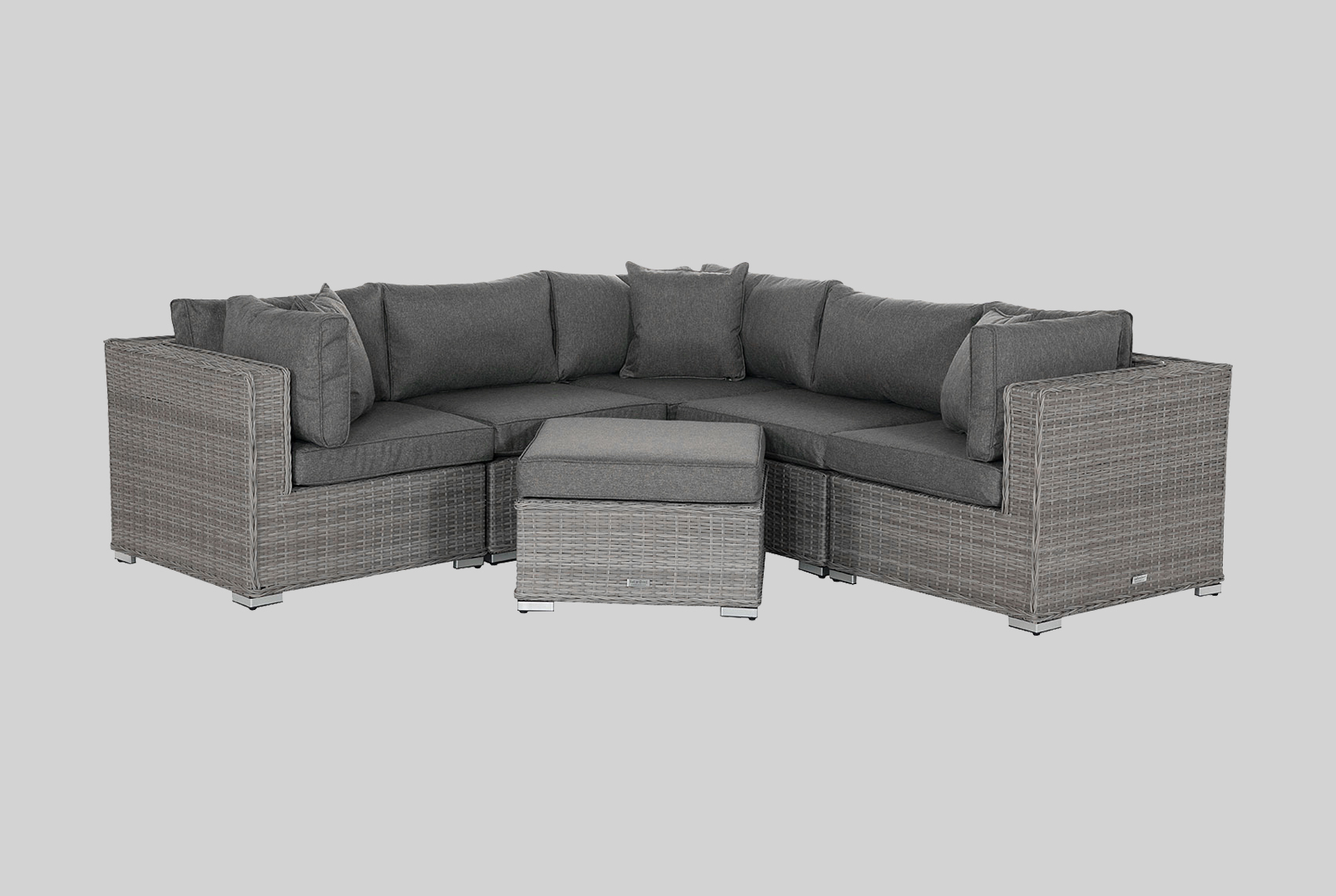 Outdoor & Indoor Rattan Corner Sofas | Rattan Corner Sofas ...