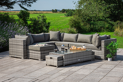Awesome Rattan Garden Furniture Sets Outdoor Patio Furniture Home Remodeling Inspirations Genioncuboardxyz