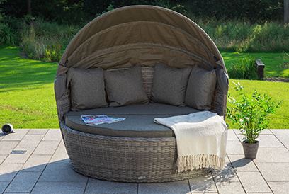 Rattan Day Beds