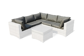 Replacement outdoor cushions