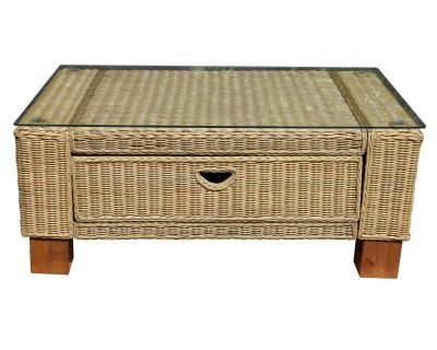Kensington Wicker Rattan Coffee Table