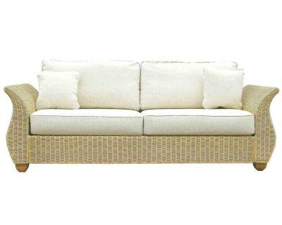 Chelsea Wicker Rattan 3 Seat Sofa