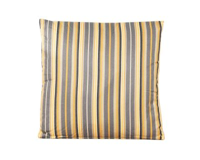 Premium Scatter Cushion in Sunset Stripe