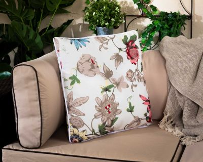 Premium Scatter Cushion in Floral Print