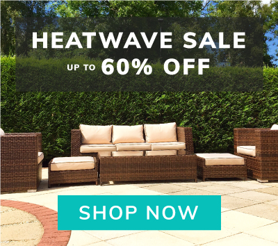 Heatwave sale up to 60% off plus £100 off selected grey furniture with code GREY100