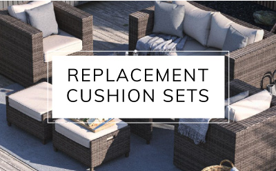 Replacement Cushion Sets starting from £14.99