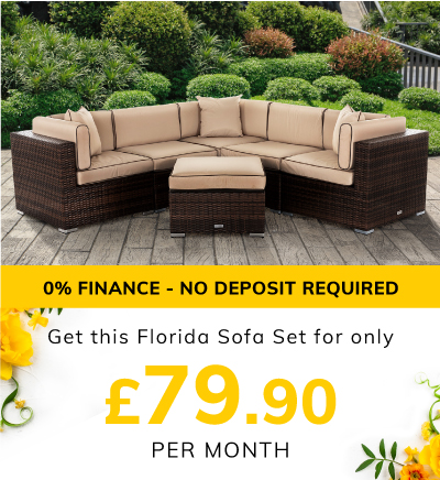 Spread the cost with our 0% finance, no deposit required