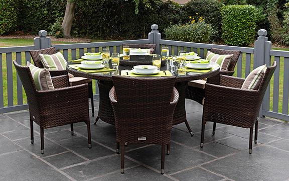 Buy Rattan Dining Furniture