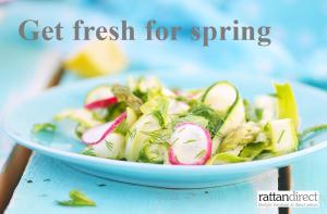 Spring food; get fresh for spring