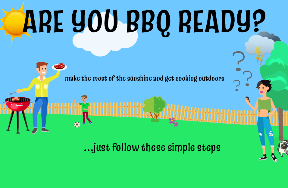 Are you ready for BBQ?