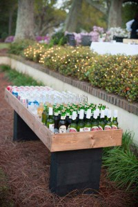 Garden bar - simple and stylish examples to use all year round