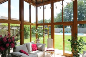 A garden room sounds lovely! Please tell me more!