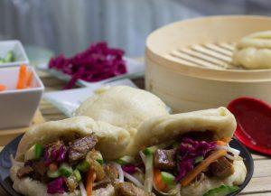 Pork bao buns – celebrate Chinese New Year