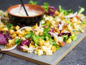 Winter salad – vibrant meals for chilly days