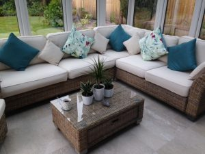 Essential furniture for your conservatory