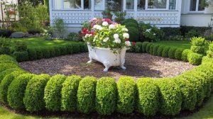Repurposing is a gardening tradition