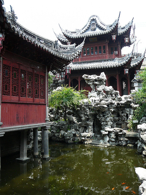 How to use feng shui in your garden
