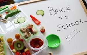 Back to school bento box ideas
