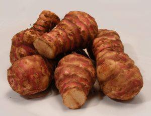 Jerusalem artichokes - a great autumn and winter vegetable