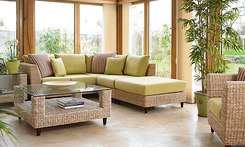 How to make your conservatory look stylish and stand out