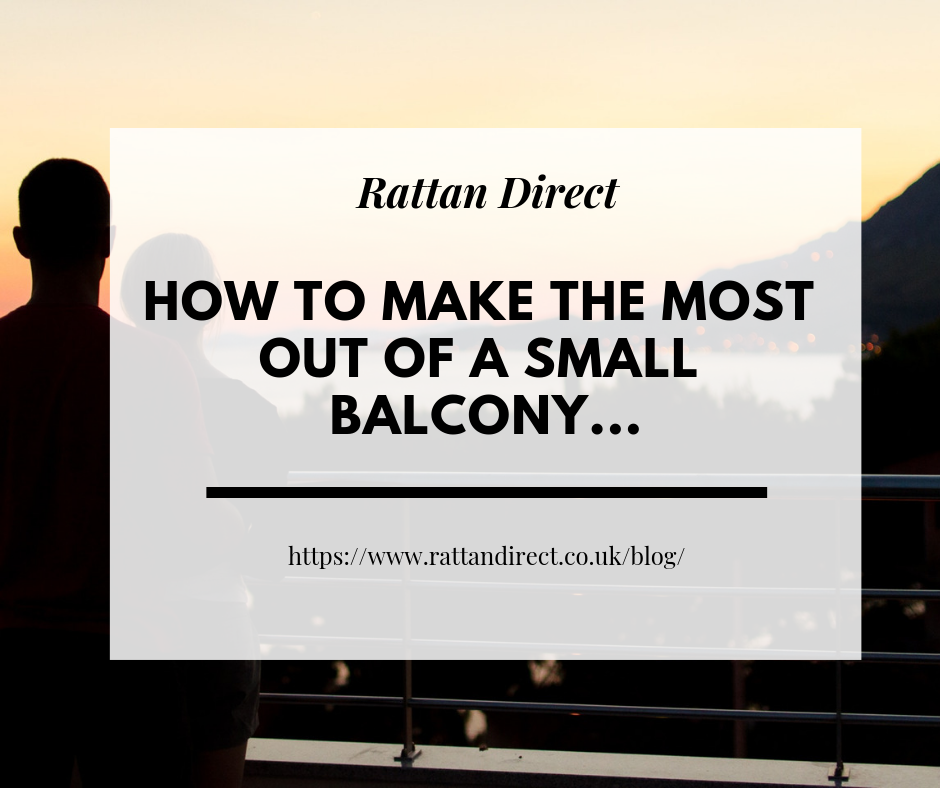 Transform your balcony into a more welcoming and comfortable place