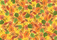autumn leaves puzzle image