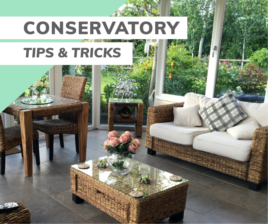 What should I do with my conservatory? Style tips and tricks