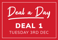 Deal a Day 1 - Discounted Black Rattan Furniture