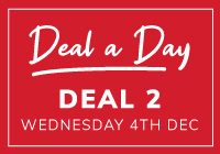 Deal a Day 2 - £100 Off Selected Sofa Sets