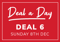 Deal a Day 6 - Spend and Save