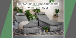 Rattan Direct Team Up With Flair Rugs