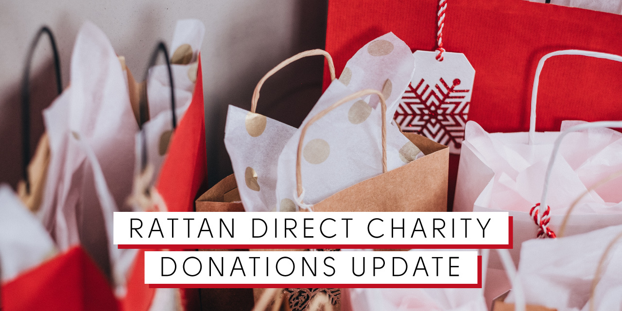 Rattan Direct supports The Big Bolton Secret Santa and the JGKM Foundation