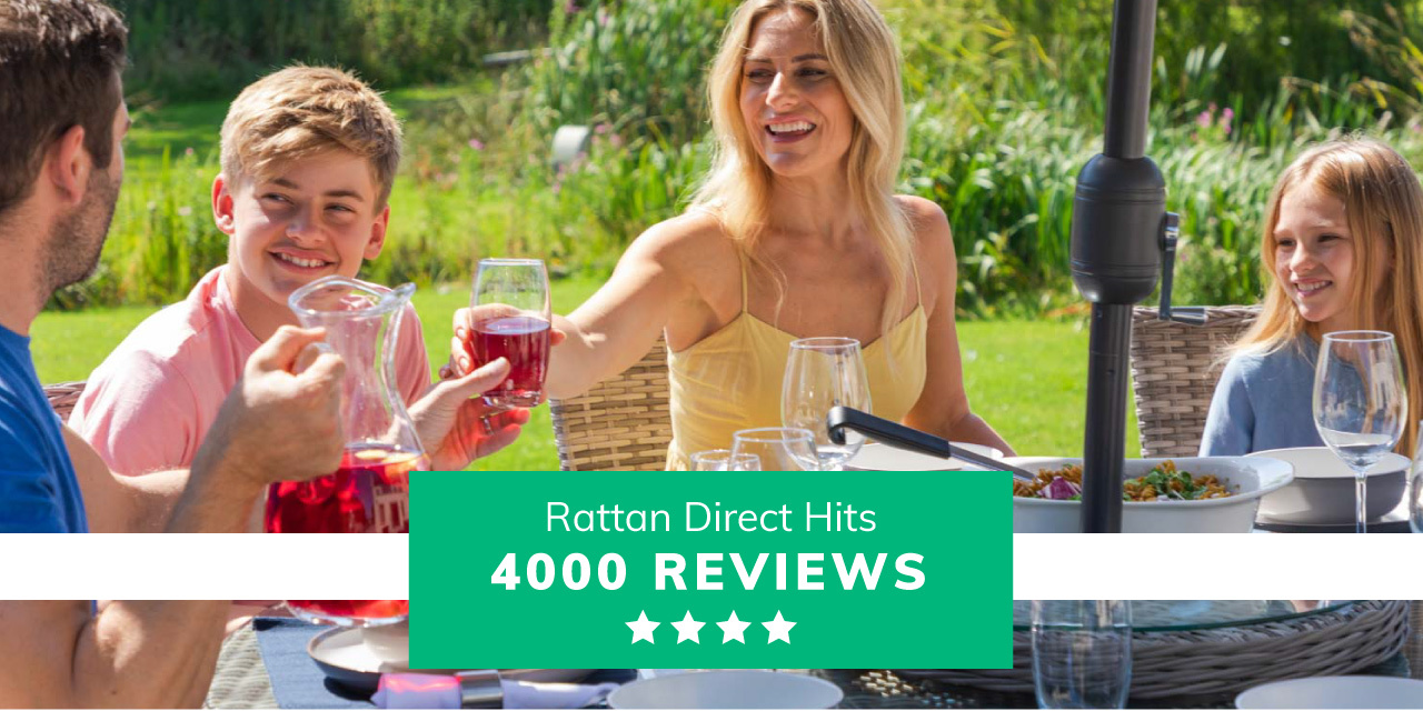 Rattan Direct Hits 4000 Reviews