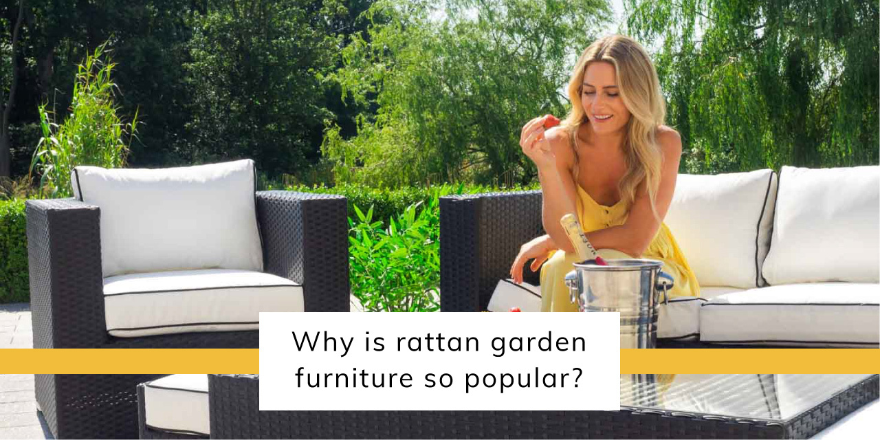 Why Is Rattan Furniture So Popular?
