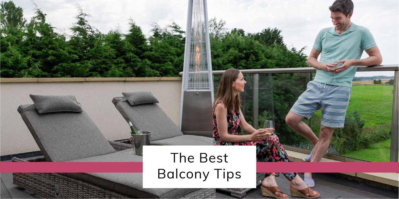 The Best Balcony Tips