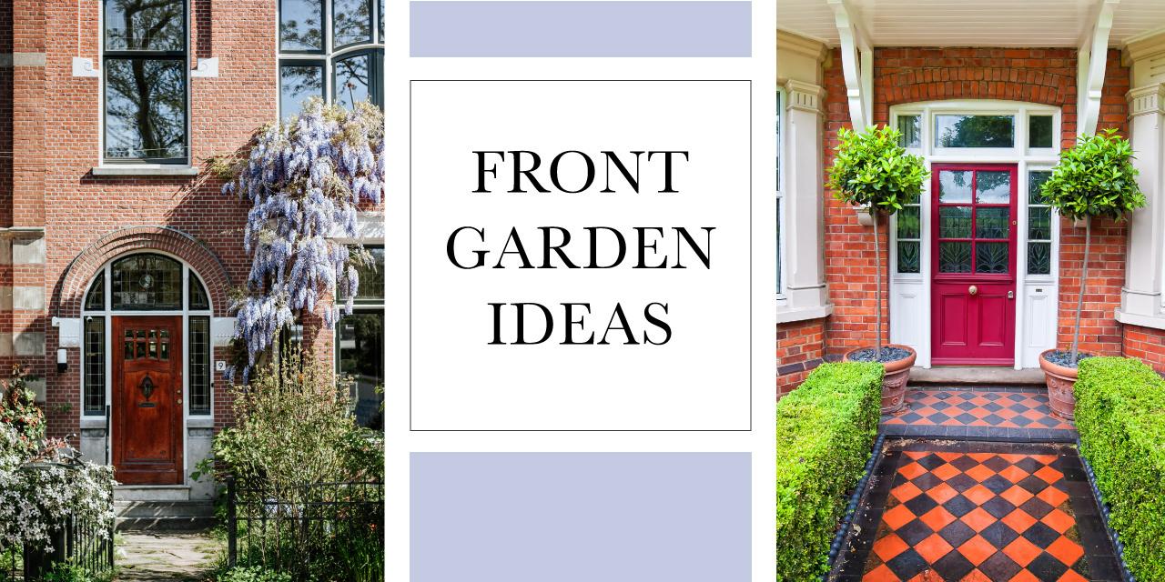 UK Front Garden Ideas
