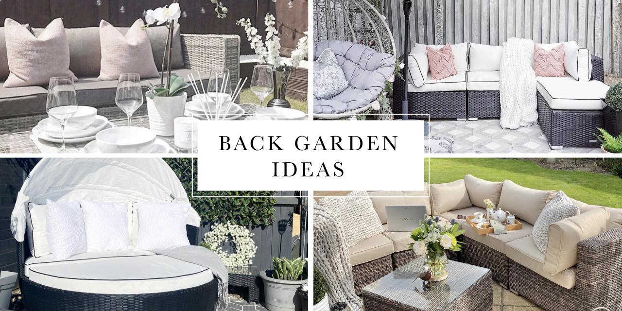 UK Back Garden Ideas